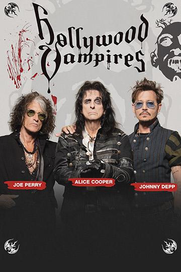 Hollywood Vampires @Mediolanum Forum – Assago (Mi), 09 settembre 2020