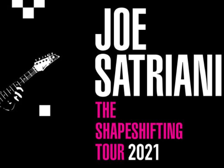 Joe Satriani @Teatro Augusteo – Napoli, 21 maggio 2021