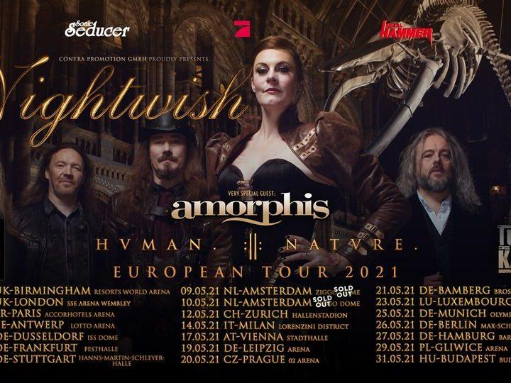 Nightwish @Lorenzini District – Milano, 14 maggio 2021
