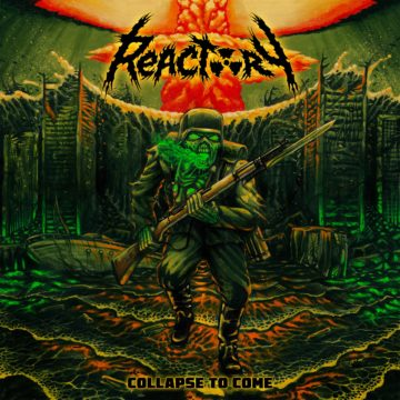 Reactory – Collapse To Come