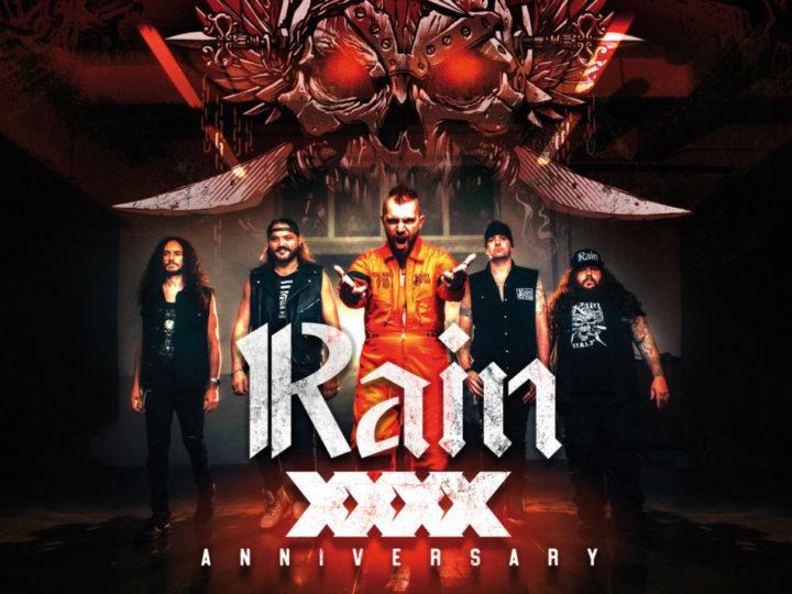 Rain @Rock 'N' Roll – Rho (Mi), 13 marzo 2020