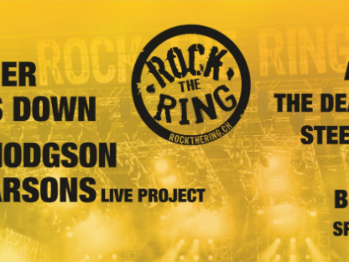 3 Doors Down + Airbourne + Bush + more – Roch The Ring @ Hinwil Switzerland, 19 giugno 2020