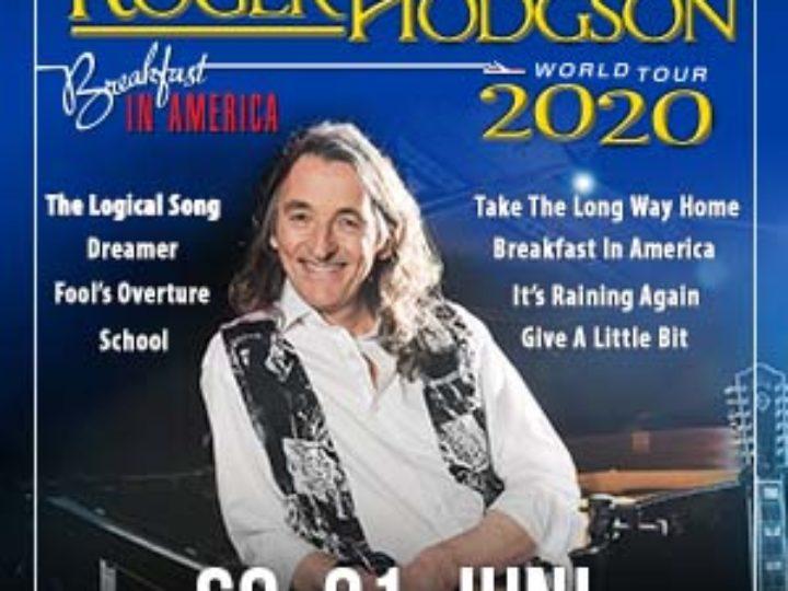 Supertramp's Roger Hodgson  @Z7 Konzertfabrik – Pratteln (Switzerland), 21 giugno 2020