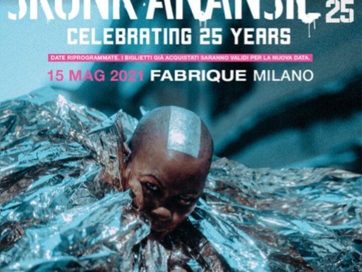 Skunk Anansie @Fabrique – Milano, 15 maggio 2021