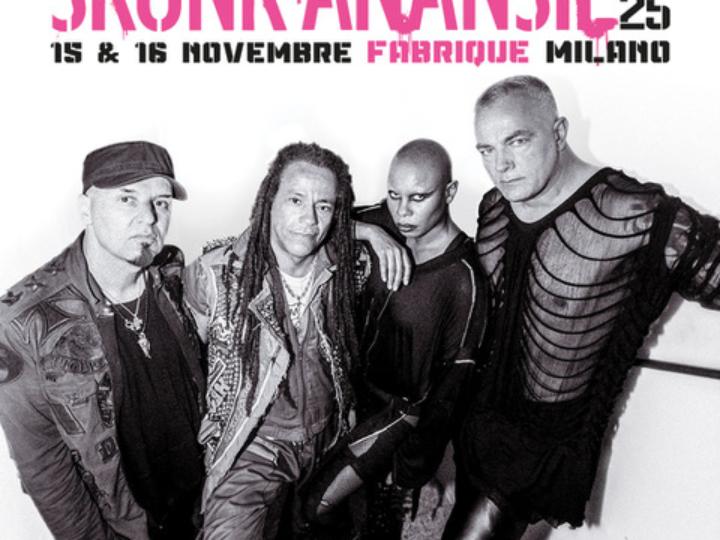 Skunk Anansie @Fabrique – Milano, 15-16 novembre 2020