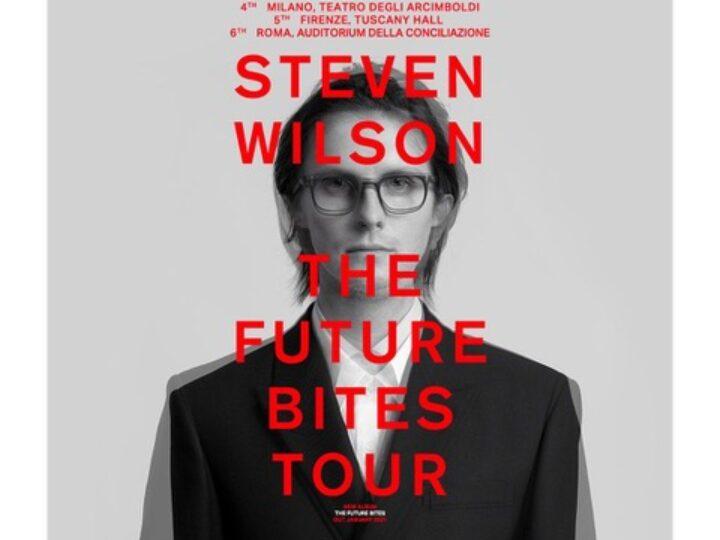 Steven Wilson @Teatro degli Arcimboldi – Milano, 04 ottobre 2021 ( ANNULLATO )