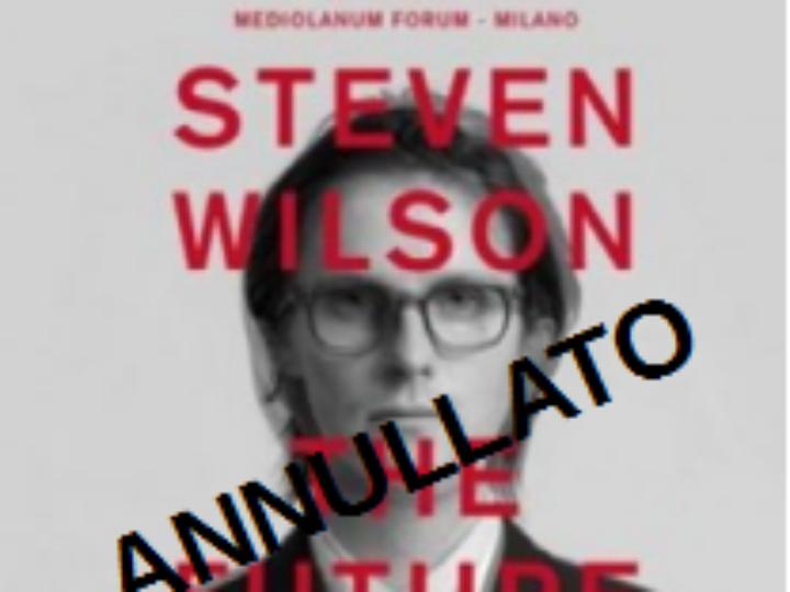 Steven Wilson @Mediolanum Forum – Assago (Mi), 23 settembre 2020