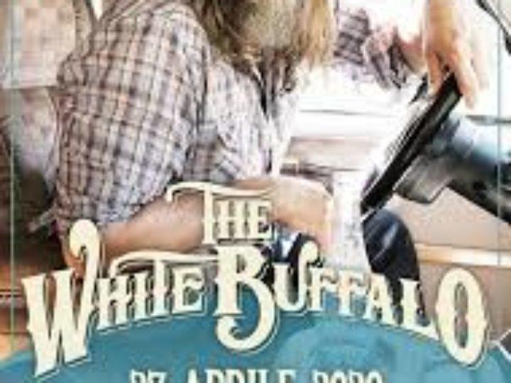 The White Buffalo @Alcatraz – Milano, 27 aprile 2020