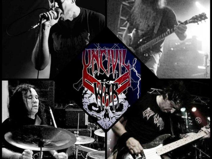 Uncivil War, disponibile il brano 'S.I.N.'
