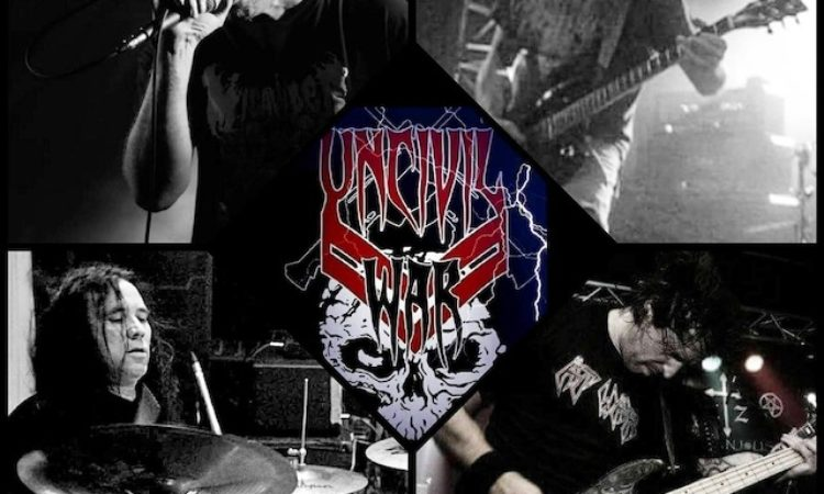Uncivil War, disponibile il brano 'S.I.N.'