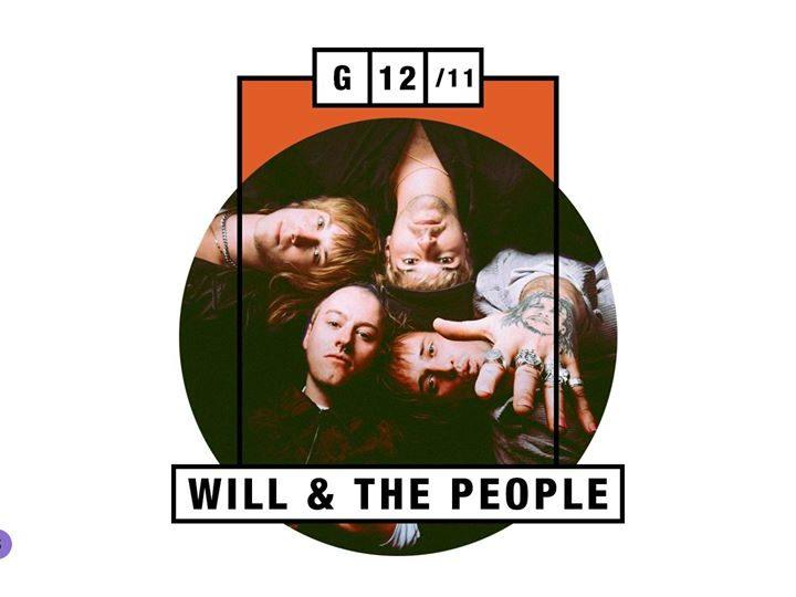 Will and The People @Circolo Ohibò – Milano, 12 novembre 2020