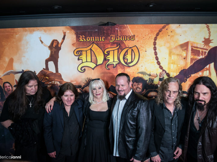 SUAS Ronnie James Dio 10th Anniversary Cancer Found @ Avalon Hollywood – Los Angeles, 20 febbraio 2020