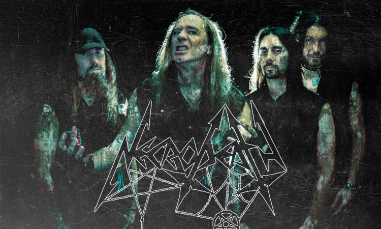 Necrodeath, annunciate le date del tour italiano