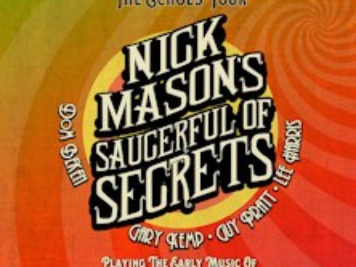 Nick Mason @Piazza Napoleone – Lucca, 26 giugno 2020