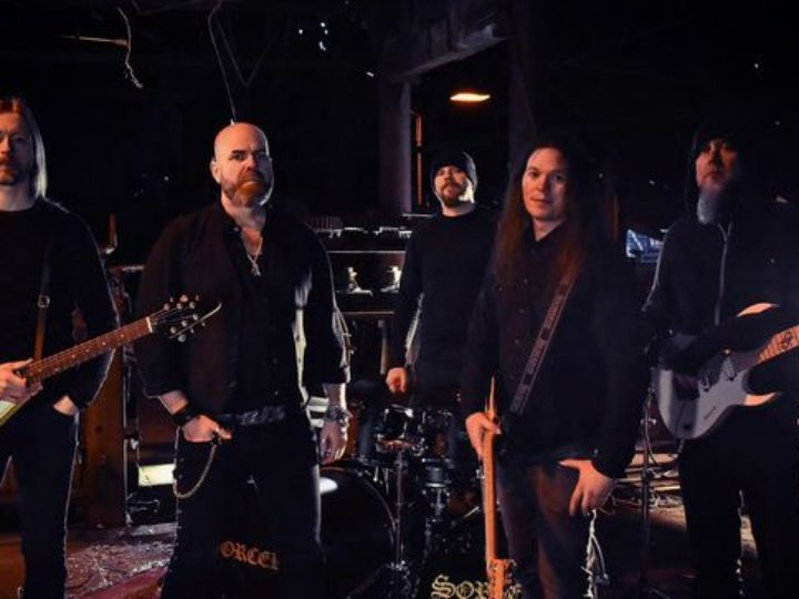 Sorcerer, video del nuovo singolo 'The Hammer of Witches'