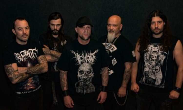 Sinister, in uscita il nuovo album 'Deformation Of The Holy Realm'