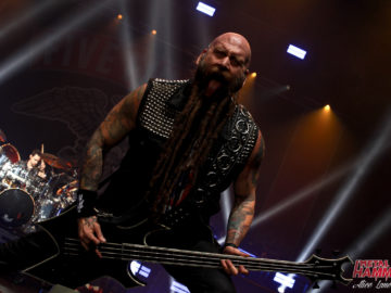 Five Finger Death Punch + Megadeth + Bad Wolves @Alcatraz – Milano, 16 febbraio 2020