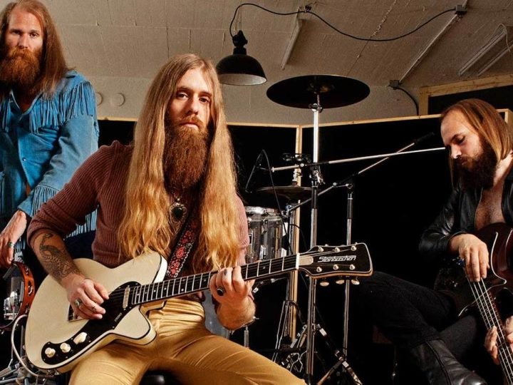 Kadavar, stasera il concerto in Live Streaming su Facebook