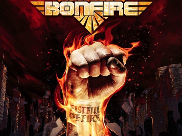 Bonfire – Fistful Of Fire