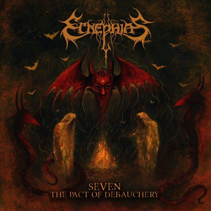 Ecnephias – Seven – The Pact Of Debauchery