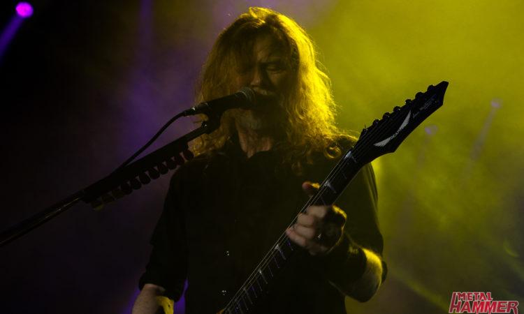 Megadeth, on line la Quarantine Playlist su Spotify