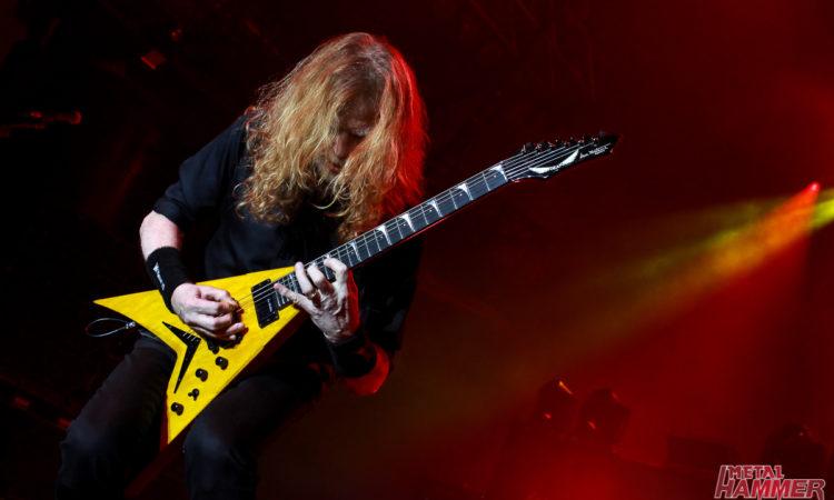 Megadeth, aggiornamenti sul nuovo album
