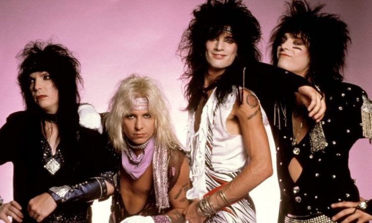 Motley Crue, box del 30° anniversario dell'album Dr. Feelgood