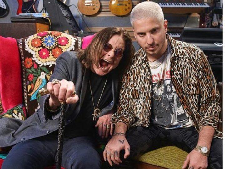 Ozzy Osbourne, la cover dei Pink Floyd del chitarrista Andrew Watt con Miley Cyrus