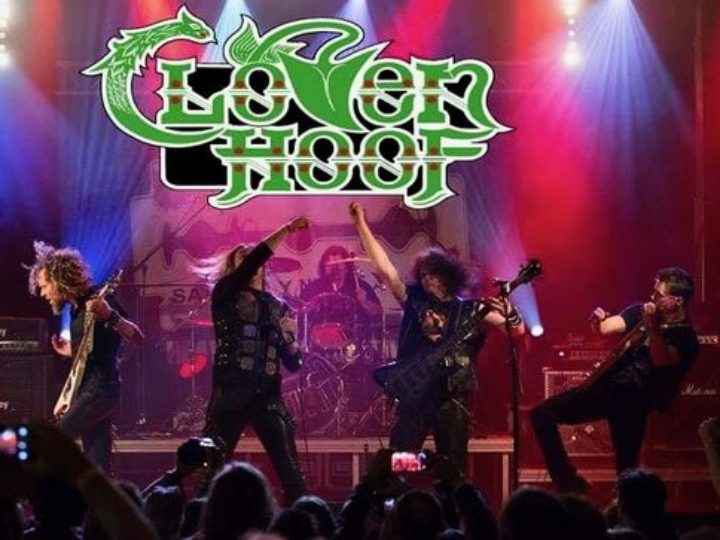 Cloven Hoof, on-line il video di 'Gods Of War'
