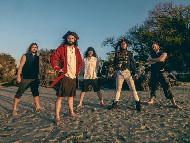 Alestorm, il nuovo singolo e video 'Tortuga'