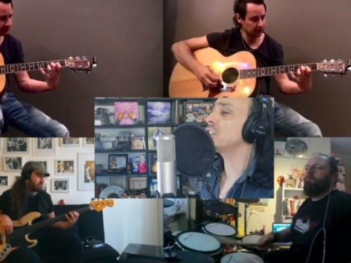 Queensrÿche, la cover di 'I Will Remeber' di Roberto Tiranti, Andrea Cantarelli, Nik Mazzucconi e Alessandro Bissa