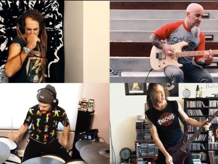 Discharge, il video tributo dei membri di Lamb Of God e Anthrax\S.O.D.