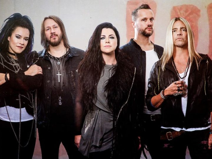 Evanescence, il nuovo singolo 'Wasted On You'
