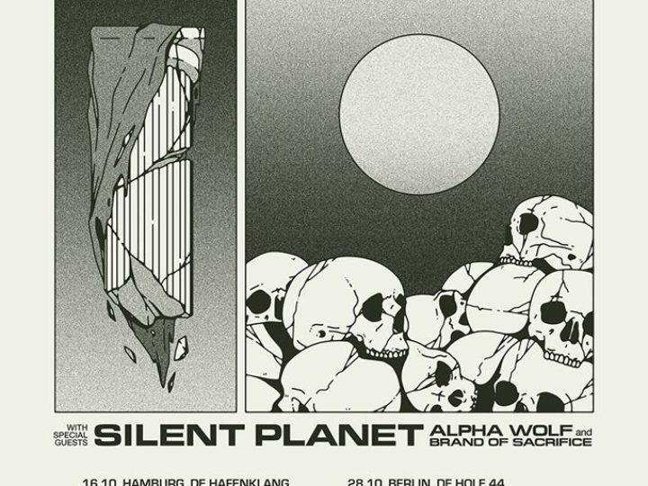 Fit For A King + Silent Planet + Alpha Wolf + Brand Of Sacrifice @Arci Svolta – Rozzano (Mi), 03 novembre 2020