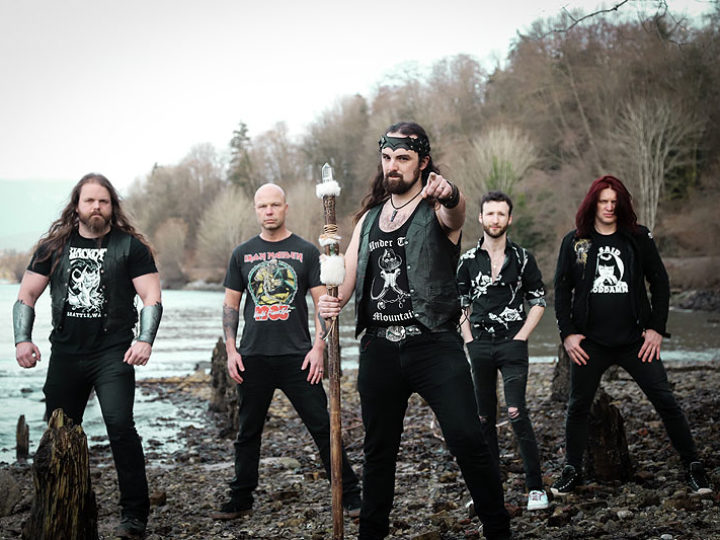 Greyhawk, il video della canzone 'Keepers of the Flame'