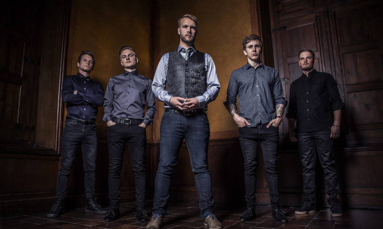 Leprous, rendono disponibile il drum playthrough video di 'The Sky Is Red'
