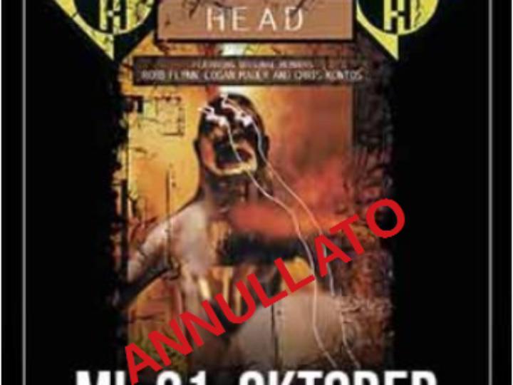 Machine Head @Z 7 – Pratteln (Switzerland), 21 ottobre 2020
