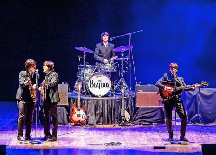 The Beatles Live Again – The Beatbox @ Gran Teatro Geox – Padova, 12 febbraio 2021