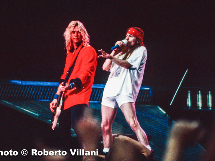 Guns N' Roses + Faith No More + Soundgarden @Use Your Illusion Tour – Stadio Delle Alpi (Torino), 27 giugno 1992