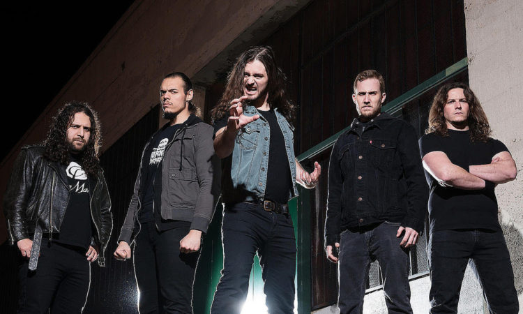 Warbringer, video ufficiale di 'Glorious End'
