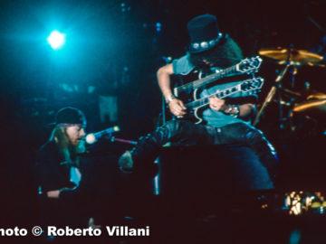 Guns N' Roses + Faith No More + Soundgarden @Use Your Illusion Tour – Stadio Delle Alpi (Torino), 27 giugno 1992