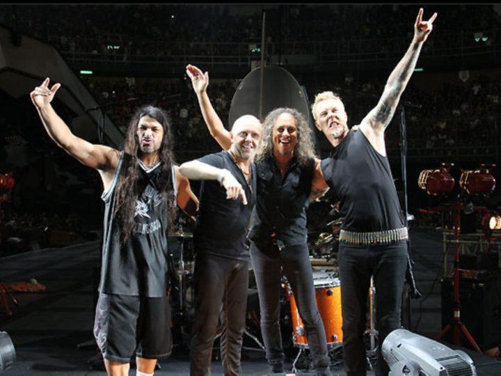 Metallica, stasera in streaming il Live In Lima con la scaletta votata dai fans