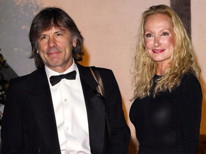 Iron Maiden, muore la moglie di Bruce Dickinson
