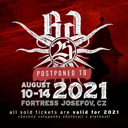 Brutal Assault – Repubblica Ceca, 10/14 agosto 2021