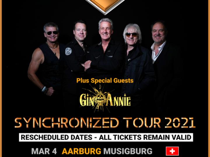 FM + Gin Annie UK @Musigburg – Aarburg (Svizzera), 04 marzo 2021