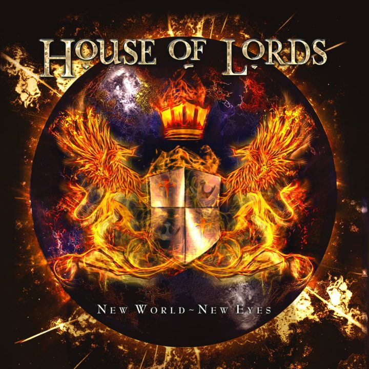 House Of Lords – New World – New Eyes