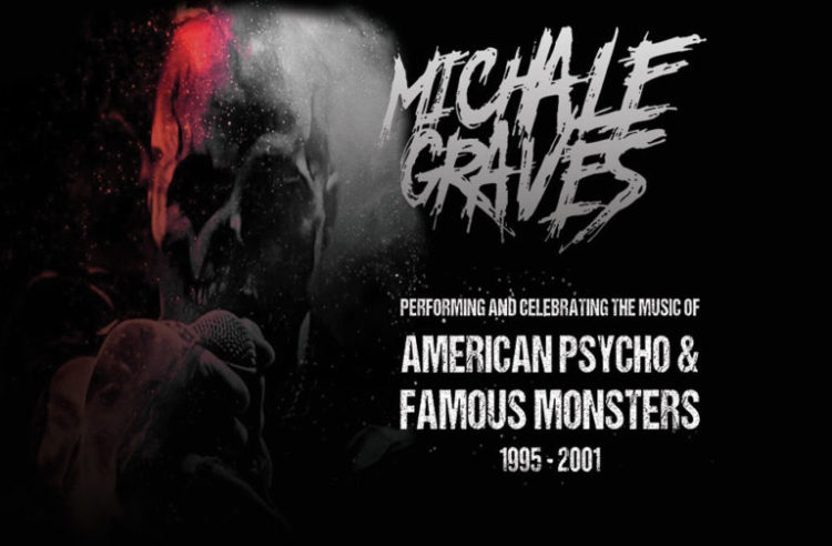 Michale Graves @Legend Club – Milano, 13 marzo 2021