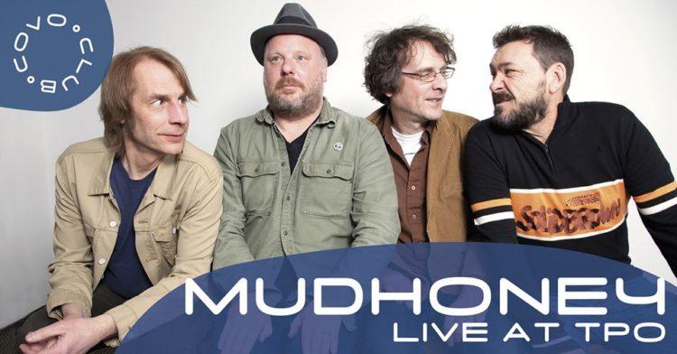 Mudhoney @Covo Club – Bologna, 08 ottobre 2021