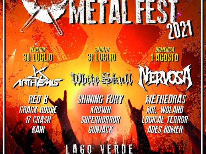 Padova Metal Fest @Lago Verde – Torreglia (PD), 30/31 luglio – 01 agosto 2021