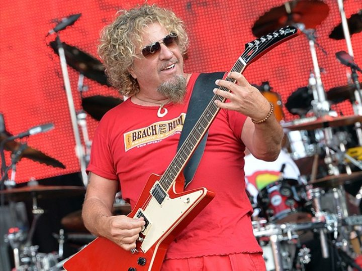 Van Halen, Sammy Hagar è ottimista su una possibile reunion